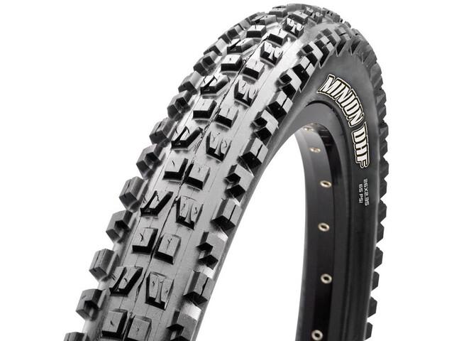 "Maxxis Minion DHF WT Folding Tyre 27.5x2.50"" DualC TR EXO"